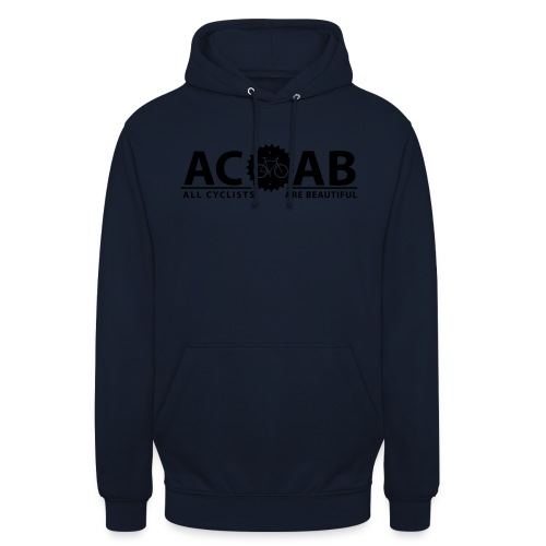 ACAB All Cyclists Are Beautiful T-Shirts - Unisex Hoodie
