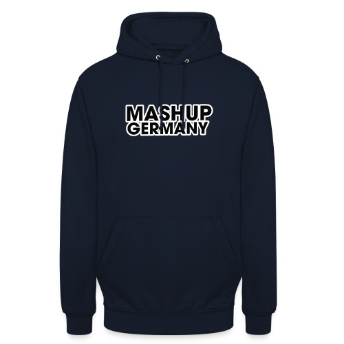 Mashup-Germany Shirt Long (Men) - Unisex Hoodie