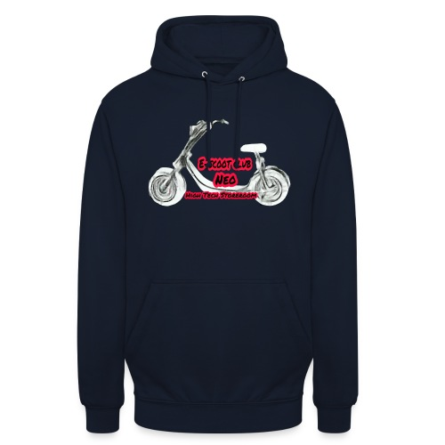 Neorider Scooter Club - Sweat-shirt à capuche unisexe