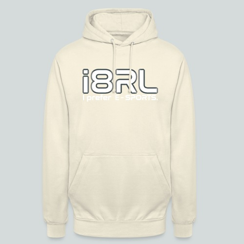i8RL - I prefer e-sports - Sweat-shirt à capuche unisexe