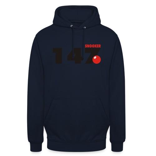 147 Snooker - Unisex Hoodie