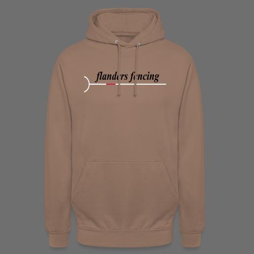 Flanders Fencing - Hoodie unisex