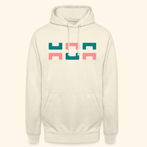 Hoa original logo v2 - Unisex Hoodie