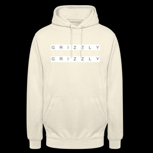 Grizzly X - Sudadera con capucha unisex