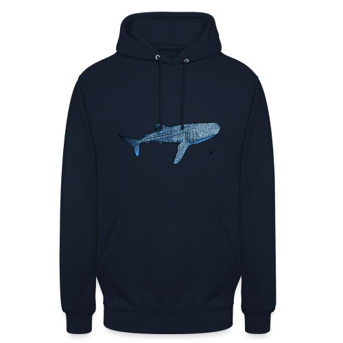 Whale shark - Unisex Hoodie