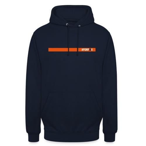 htag pomp18r d - Sweat-shirt à capuche unisexe