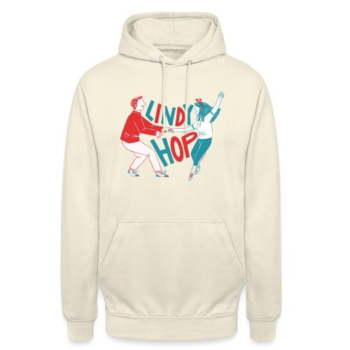 Lindy hop - Unisex Hoodie