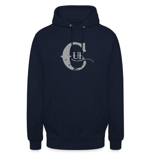 Grey Logo Range - Unisex Hoodie