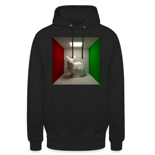 Bunny in a Box - Unisex Hoodie