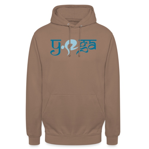 bakasanayoga - Sweat-shirt à capuche unisexe
