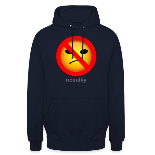nosulky - Sweat-shirt à capuche unisexe