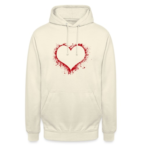 Herz/Heart - Unisex Hoodie