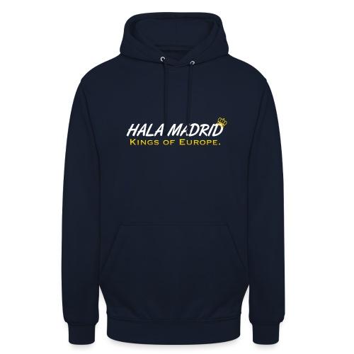 Hala Madrid - Unisex Hoodie