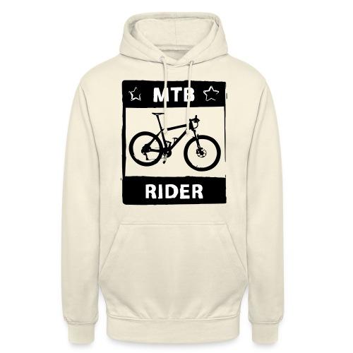 MTB Rider - 2C - Unisex Hoodie
