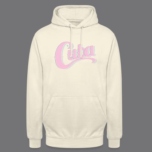 CUBA VINTAGE Tee Shirt - Unisex Hoodie