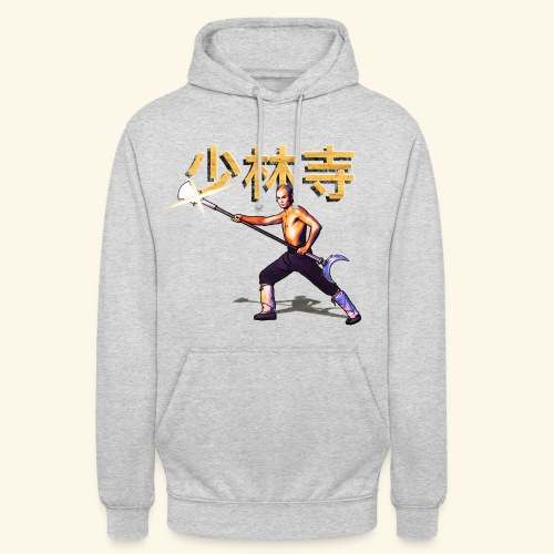 Gordon Liu as San Te - Warrior Monk - Hoodie unisex