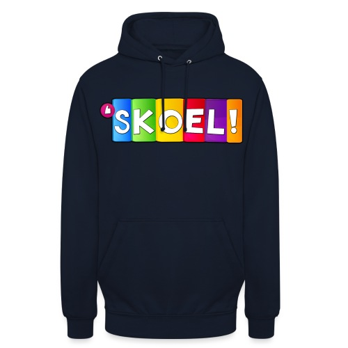 SKOEL merchandise - Hoodie unisex