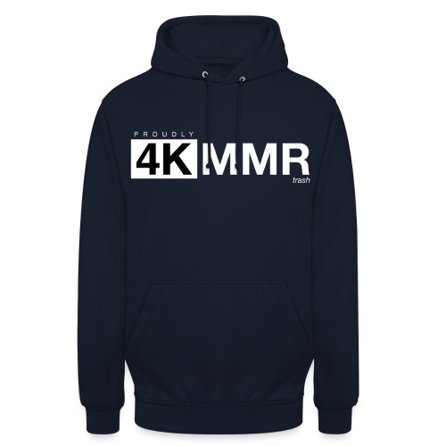 4K special command - Unisex Hoodie
