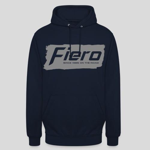 Fiero + Since 1986 on the - Unisex Hoodie