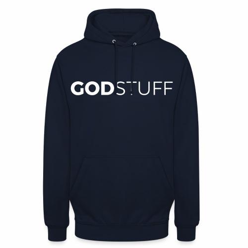 GodStuff Logo - Unisex Hoodie