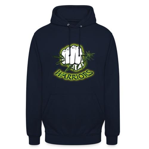 WARRIORS - Sweat-shirt à capuche unisexe