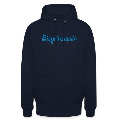 Eisprinzessin, Ski Shirt, T-Shirt für Apres Ski - Unisex Hoodie