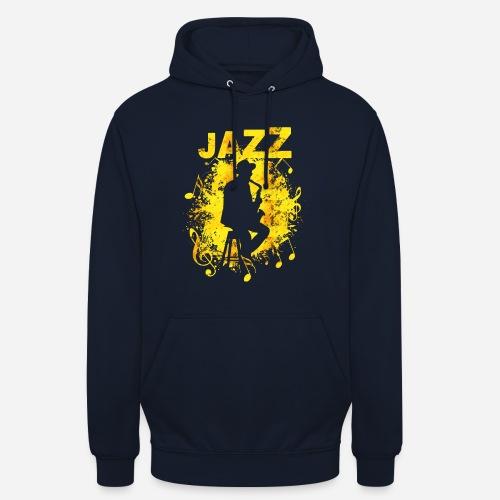 Jazz Saxophonist - Unisex Hoodie
