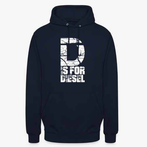 D is for Diesel I Dieselholics - Unisex Hoodie
