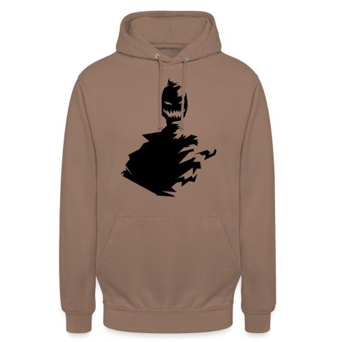 t shirt monster (black/schwarz) - Unisex Hoodie