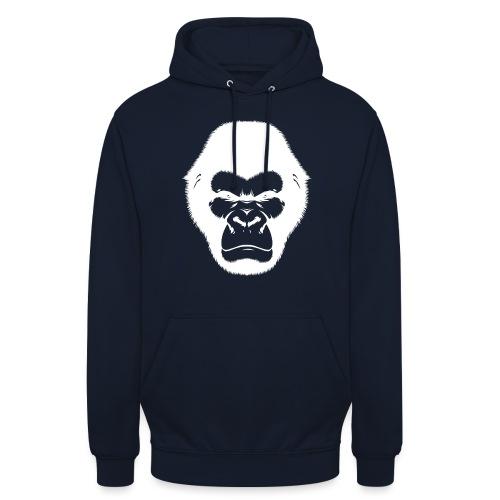 Gorille - Sweat-shirt à capuche unisexe
