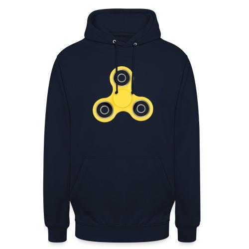 Hand Spinner - Sweat-shirt à capuche unisexe