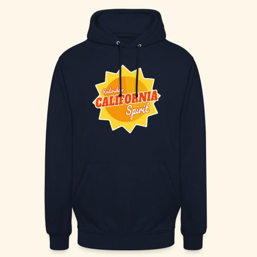 California Spirit Radioshow - Sweat-shirt à capuche unisexe