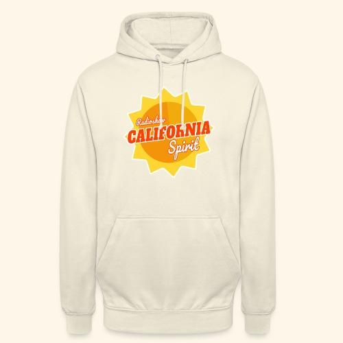 California Spirit Radioshow - Sweat-shirt à capuche unisexe