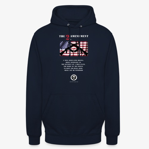 2nd Amendment - Unisex Hoodie
