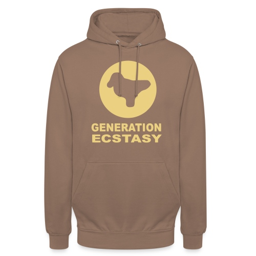 Generation Ecstasy featuring a Dove Pill - Unisex Hoodie