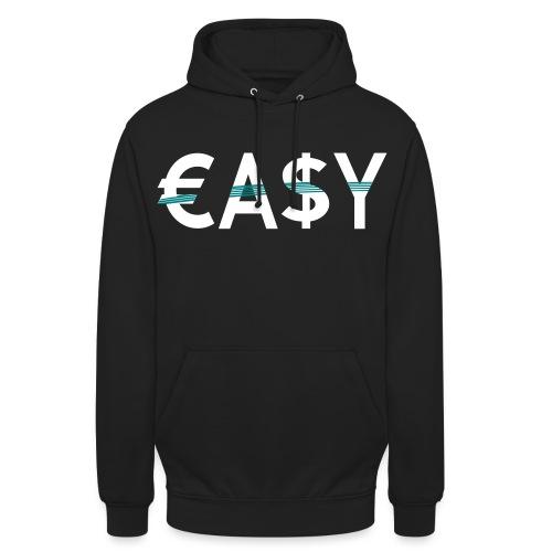 EASY - Sudadera con capucha unisex