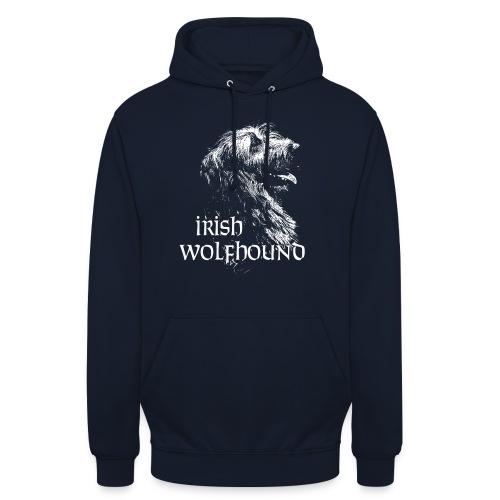 IW Céleste - Sweat-shirt à capuche unisexe