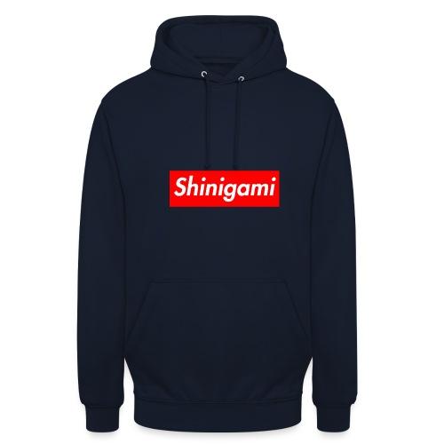 Shinigami - Sweat-shirt à capuche unisexe