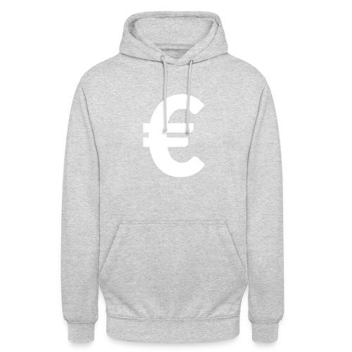 EuroWhite - Sweat-shirt à capuche unisexe