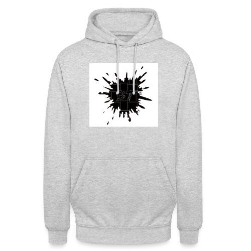 Blacktuber Splash Logo - Hoodie unisex