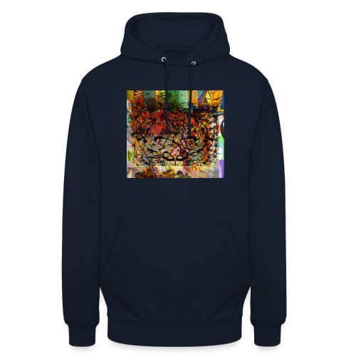urban tribute - Sweat-shirt à capuche unisexe