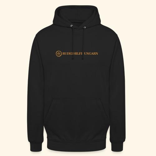 Rudelhilfe Logo - Unisex Hoodie