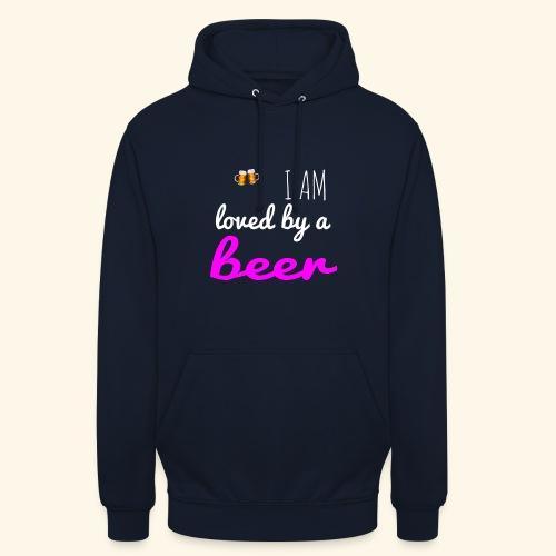 Birra Beer - Felpa con cappuccio unisex