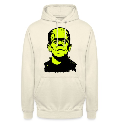 Boris Karloff (two colours) - Unisex Hoodie