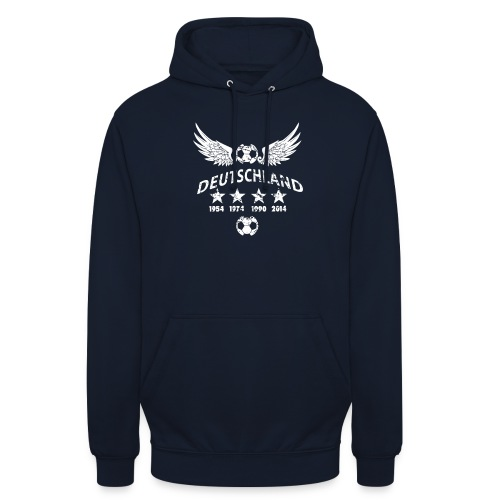 Germany football 2018 - Unisex Hoodie