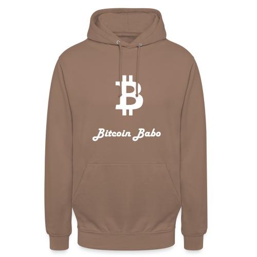 Bitcoin Babo - Unisex Hoodie