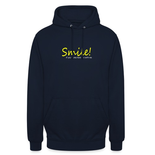 Smile for Sex - Unisex Hoodie