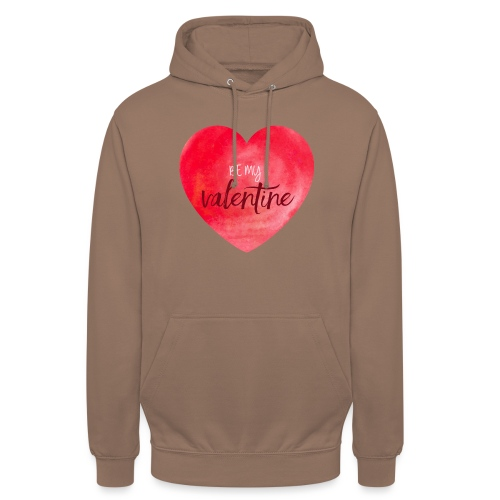 Cœur st.valentin - Sweat-shirt à capuche unisexe