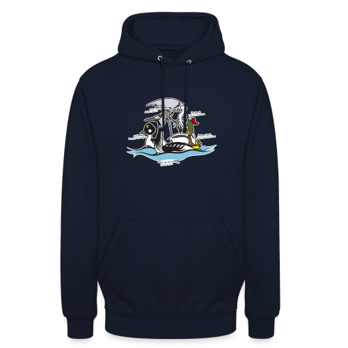 Birds of a Feather - Unisex Hoodie
