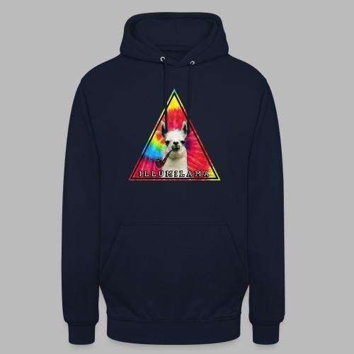 Illumilama logo T-shirt - Unisex Hoodie